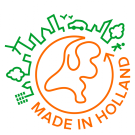 Jubileumeditie Dutch Green Building Week: Made in Holland