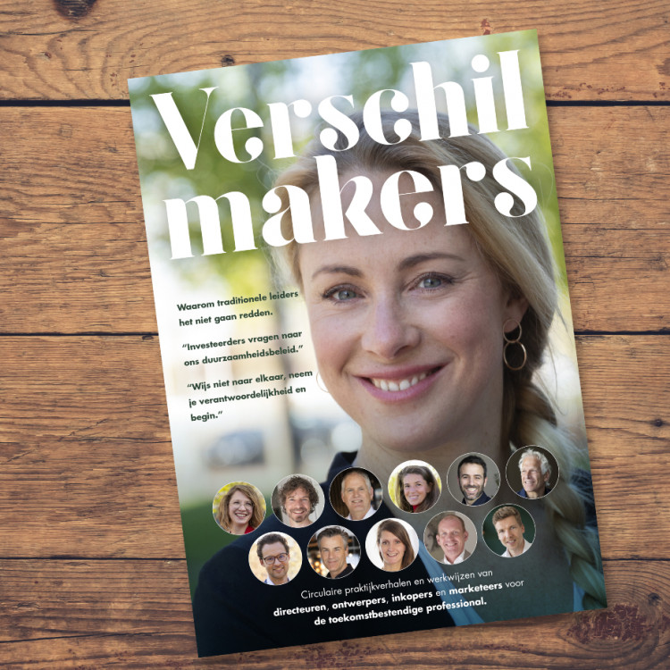 Magazine 'Verschilmakers', nu gratis te downloaden