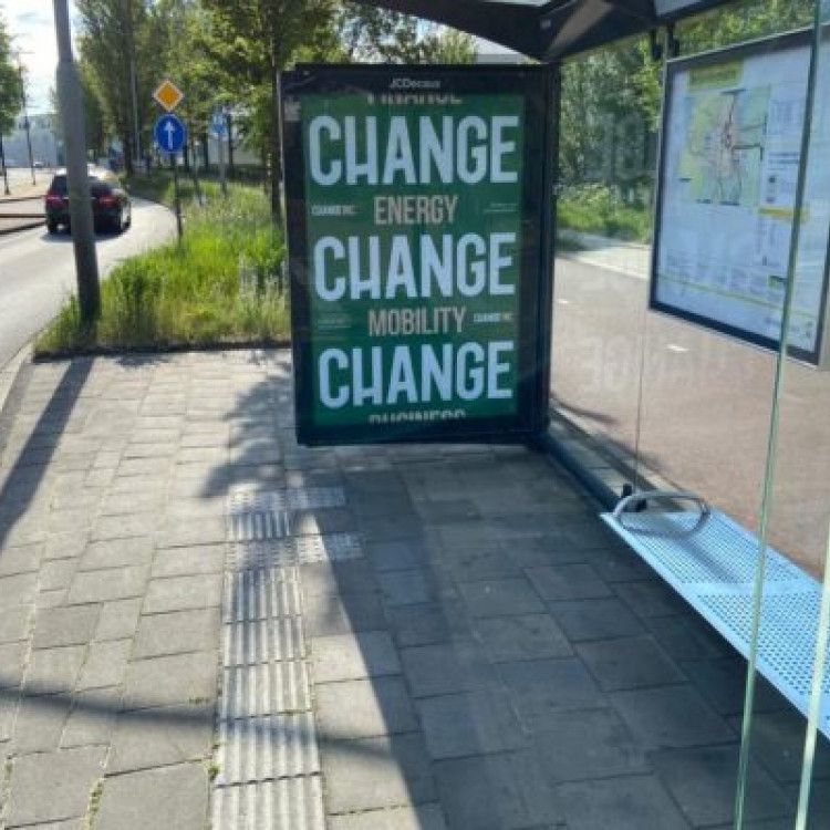 DGBC in CHANGE Inc campagne