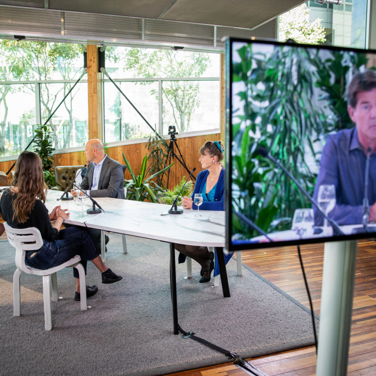 Video's Dutch Green Building Week online