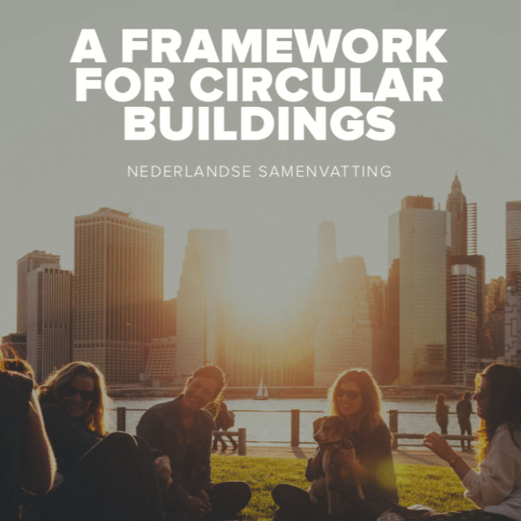 Nederlandse samenvatting A Framework for circular buildings