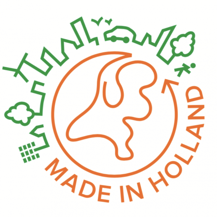 Anniversary edition Dutch Green Building Week: Made in Holland